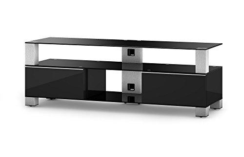 """Sonorous MD 9140-B-INX-BLK TV-Möbel für 60\"""" Fernseher"""