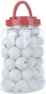 كرات تنس الطاولة 60 قطعة 3-نجوم 40 مم Olympic Ping-pong Balls أبيض [H9780]