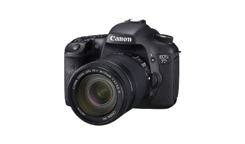 Canon EOS 7D Digital Camera with 18-135mm f/3.5-5.6 IS Lens Kit