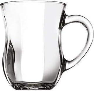 Pasabahce Dem Tea Glass 140Cc 6Pc Set