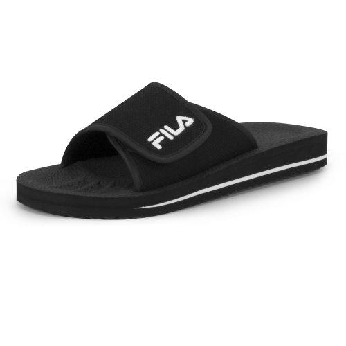 Fila Men's Slip On, Peacoat/White, 11