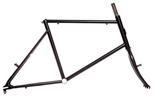 Kamikaze Cuadro de Bicicleta Mini Velo de Acero con Horquilla
