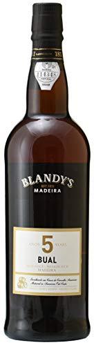 Madeira Blandys, 5 Year Old Bual medium sweet (Madeira aus Portugal, )