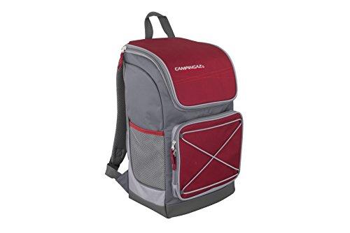 Campingaz Kühltasche aus der Serie Urban Picnic, Grösse 42 x 33 x 10 cm, Volumen 30 Liter. Auch als Rucksack verwendbar