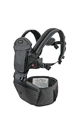 MiaMily Hipster Plus Hip Seat Baby Carrier
