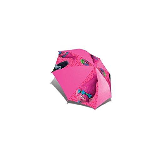 Bavaria Frozen – paraplu – Anna en Elsa – ijskoningin – de handgreep is voor kinderhanden precies goed zodat de paraplu ook bij sterkere wind veilig kan worden vastgehouden.