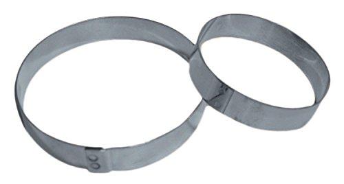 10cerchi Gateau singola diametro 8,5cm