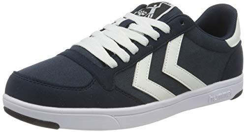 hummel Unisex-Erwachsene STADIL LIGHT CANVAS Sneaker, Navy