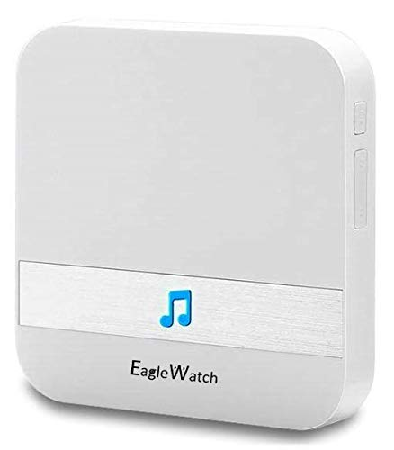 Eaglewatch Indoor Chime voor Draadloze Video Deurbel Camera's - UK Plug, 433 Draadloos Protocol