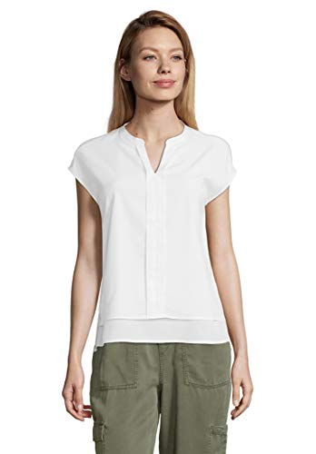 Cartoon Damen 2069/7309 T-Shirt, Offwhite, 40