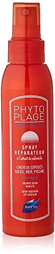 PHYTO PHYTOPLAGE Spray riparatore per capelli esposti al sole - Dopo sole - Districante - Capelli rovinati - Senza siliconi - 125ml