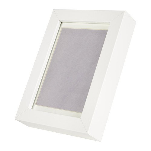 ★★RIBBA/フレーム/ホワイト(12×17cm)[イケア]IKEA(20214203)