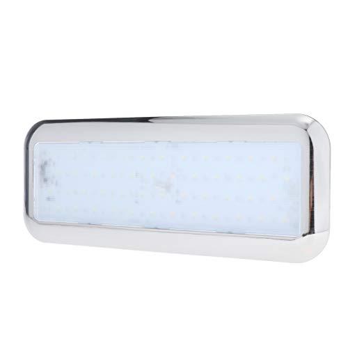 Toygogo Luces Interiores LED de 12V Doom, Luz de Techo para Auto, Autocaravana, Caravana, Camping