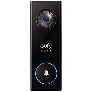 Eufy T8210CW1 Video Doorbell Video Doorbell 2k (Battery) (B088TW5VLY)   Amazon price tracker / tracking, Amazon price history charts, Amazon price watches, Amazon price drop alerts