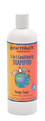 Conditioner and shampoo for dogs