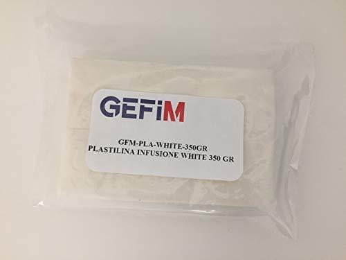 ACM - plastilina remodelable color blanco - GEFIM