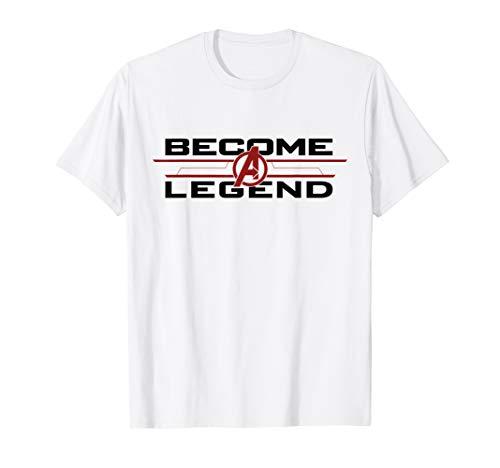 Marvel Avengers: Endgame Become A Legend T-Shirt
