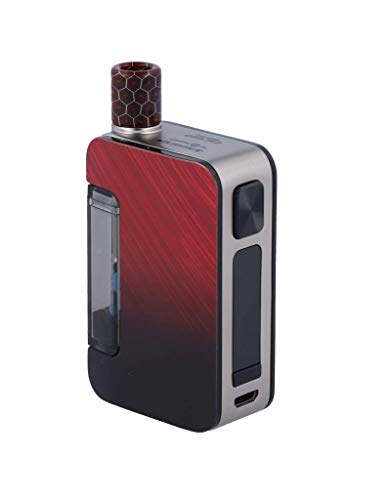 Exceed Grip Pro Kit | 40W | 1000mAh | Tank 2,6ml | InnoCigs - Joyetech - Farbe: rot