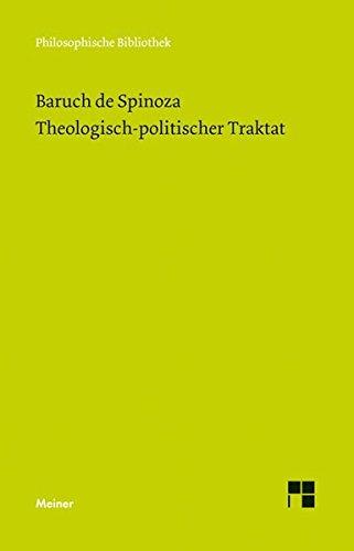 Theologisch-politischer Traktat (Philosophische Bibliothek)