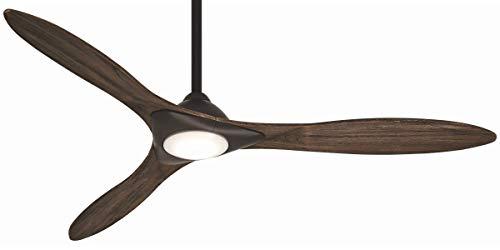 Mid Century Modern Ceiling Fans MinkaAire F868L-ORB Sleek