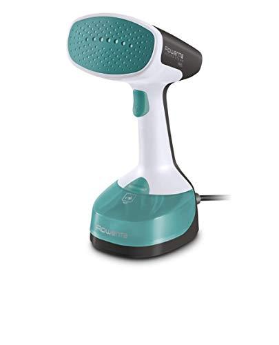 Rowenta cepillo de vapor de mano Access Steam Minute DR7009, Potencia 1100W y vapor 17 g/min listo en tan solo 45 segundos y sin necesidad de tabla de planchar, depósito de 150 ml, (Reacondicionado)