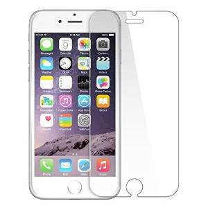 G4GADGET Protector de Pantalla de Cristal Templado Transparente para iPhone 6