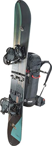 Evoc Patrol Snow 32L Black Performance Backpack