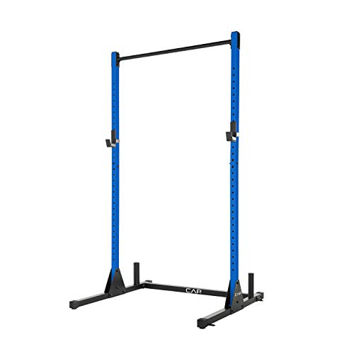 Buy Bargain CAP Barbell Power Rack Exercise Stand, Blue
