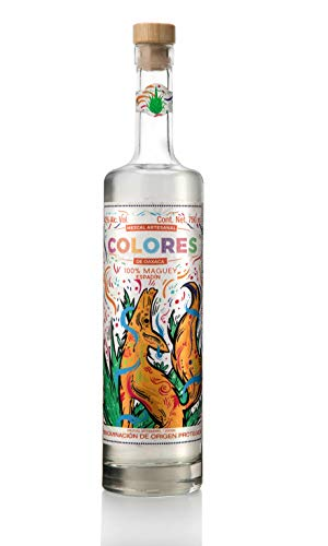 Mezcal Colores Espadín