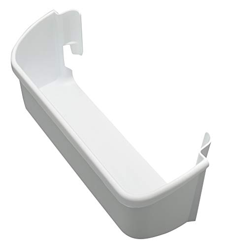 240323001 Refrigerator Replacement Door Bin Side Shelf for Frigidaire Electrolux, Repalce ER240323001, 240323007, 890954, AP2115741, AH429724, EA429724, PS429724-White