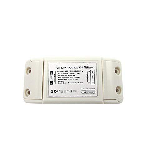 LED driver DC 320 mA 27-42VDC (9-12) X1W transformator constante stroom
