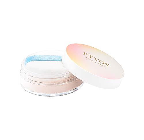 ETVOS(エトヴォス) ミネラルUVパウダー SPF50 PA++++ 5g [個数限定] ツヤ トーンアップ ノンケミカル 紫外線吸収剤不使用 敏感肌 子供 も使える 日焼け止め