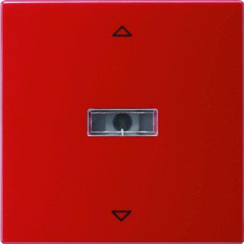 Gira 064443 opzetstuk jaloezie S-Color, rood