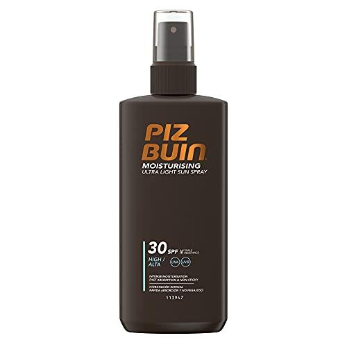 Piz Buin Moisturising Ultra Light Sun Spray Sfp30 - 200 Ml