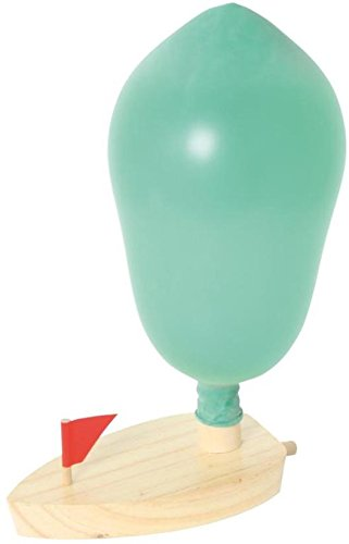 Luftballon-Boot klein