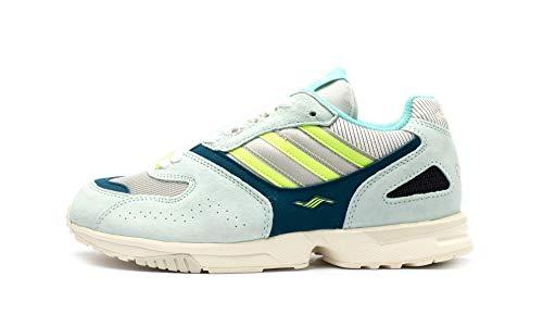 Adidas Originals ZX 4000 Mujer Zapatillas Deportivas Correr Menta Hielo/Amarillo/Verde 38 EUR