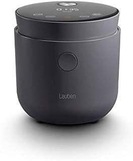 Lauben Low Sugar Rice Cooker 1500AT Rijstkoker met lage suikerfunctie, inhoud 1,5 l, timer, warmhoudfunctie, binnenbak vaa...