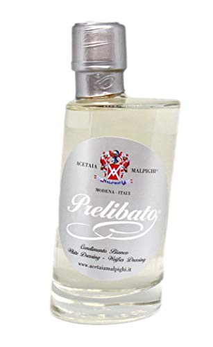 Malpighi Prelibato White Balsamic Dressing - 6.7oz. Bottle