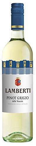 Lamberti Pinot Grigio delle Venezie DOC Weißwein trocken (1 x 0.75 l)
