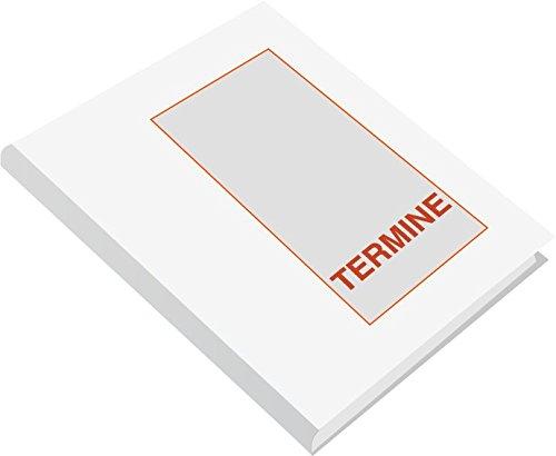 Praxisplaner, Mo.-Fr, 2 Spalten, 10 Minuten-Takt, eine Doppelseite/Woche, 9 Std/Tag