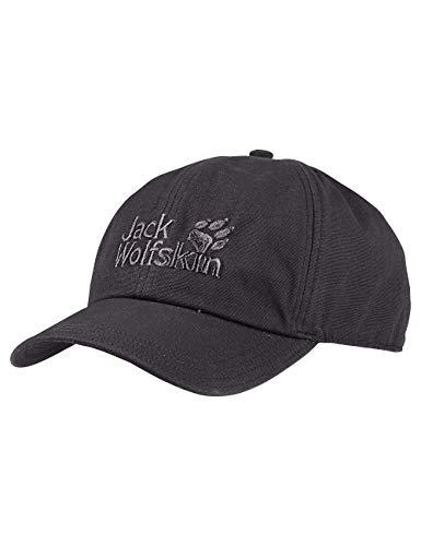 Jack Wolfskin Kappe Baseball Cap, dark steel, One size
