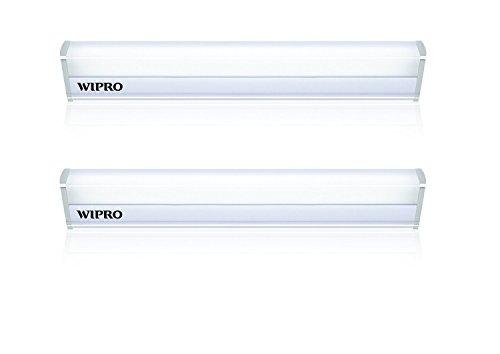 Wipro Garnet 5W LED Batten Yellow Light (Warm White) - Pack of 2