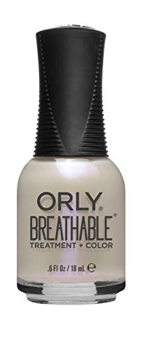ORLY Breathable Nagellack, 18 ML, Farbe:Nude, Effekt:Schimmer, Typ:Crystal Healing