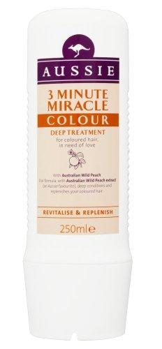 Aussie Traitement de couleur Miracle 3 minutes 250 ml