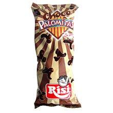 Palomitas Chocolate Cobertura Cacao Risi - 120 grs.
