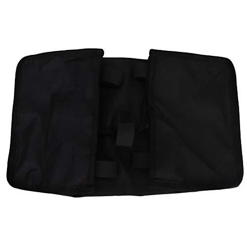Bolsa para andadores de ruedas, debajo del asiento Bolsa de cesta de silla de ruedas Bolsas de almacenamiento de repuesto