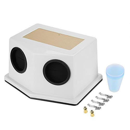 X-Ray Film Darkroom,Manual Dental Portable X-Ray Film Portable Processor Developer Darkroom Box for X Ray Ideal