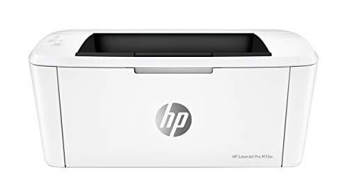 HP Laserjet Pro M15w Wireless Laser Printer (W2G51A) (Renewed)
