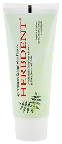 Herbdent Herbdent, Ayurvedisches Zahngel ohne Fluoride, 80 ml
