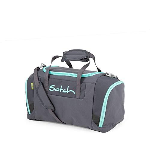 Satch Sporttasche - 25l, Schuhfach, gepolsterte Schultergurte - Mint Phantom - Mint